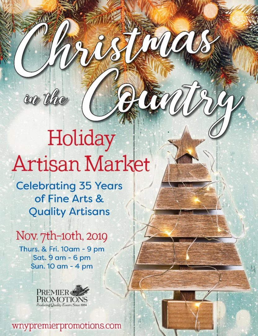 Christmas in the Country 2019
